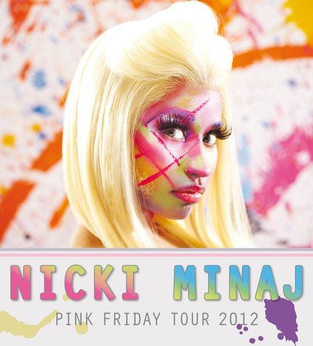 Nicki Minaj: Pink Friday Tour 2012