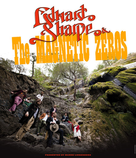 Edward Sharpe & The Magnetic Zeros: Live 2012