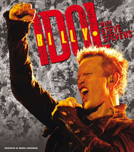 Billy Idol: Tour 2012