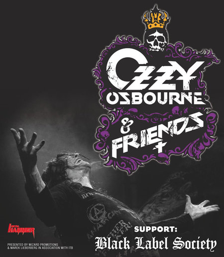 Ozzy Osbourne: & Friends - Live 2012