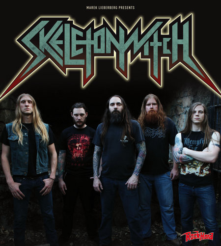 Skeletonwitch: Live 2012