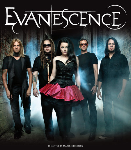 Evanescence: Tour 2012