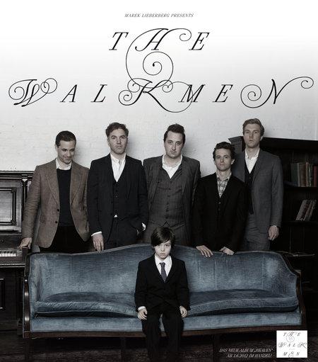 The Walkmen: Live 2012