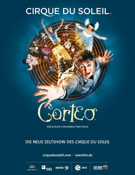 Corteo: von Cirque Du Soleil - 2012