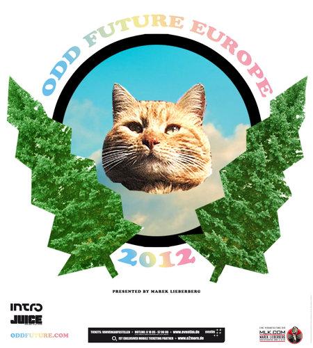 Odd Future Wolf Gang Kill Them All: Tour 2012