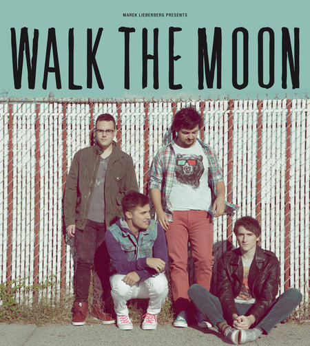 Walk The Moon: Live 2012