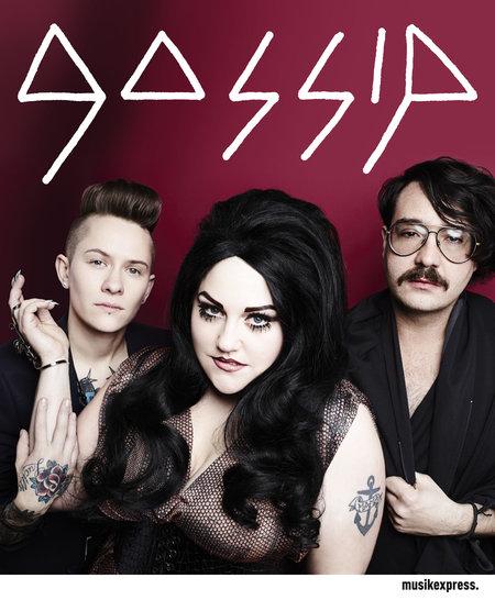 Gossip: Tour 2012