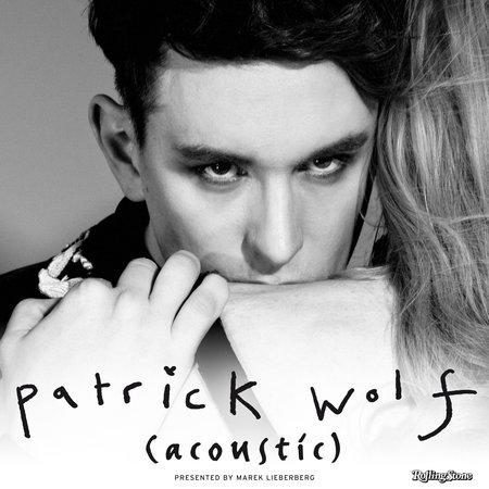 Patrick Wolf: Acoustic Tour 2012
