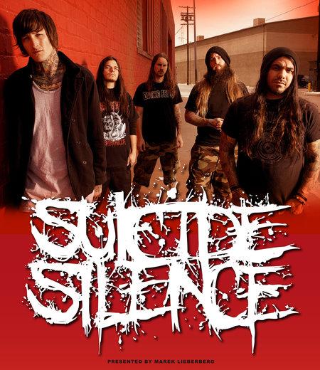 Suicide Silence: Live 2012