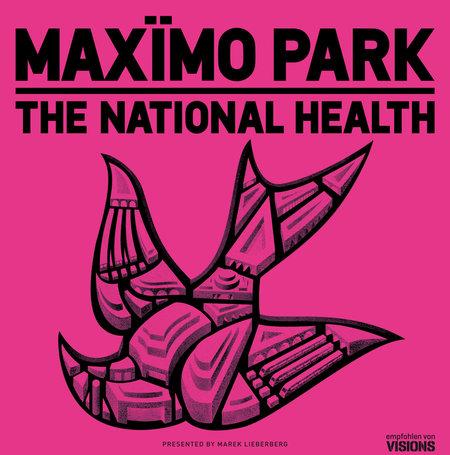 Maximo Park: Tour 2012