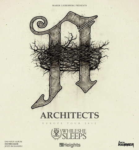 Architects: Live 2012