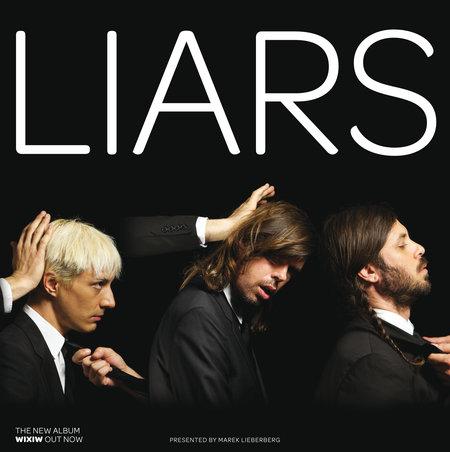 Liars: Tour 2012