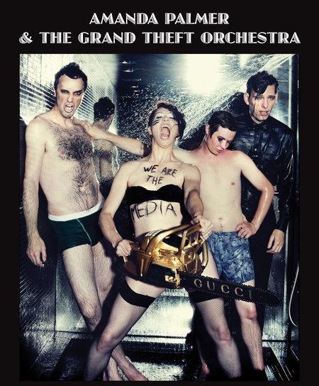 Amanda Palmer: & the Grand Theft Orchestra Live 2012