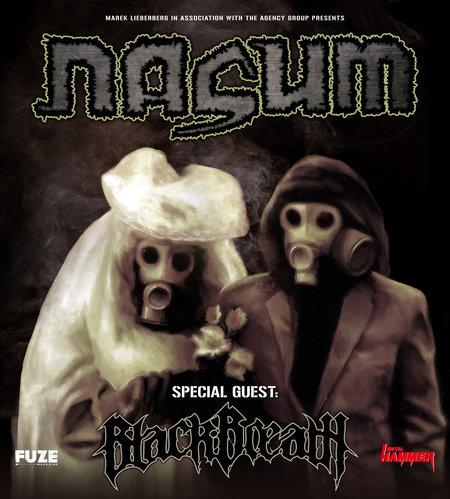 Nasum: Live 2012
