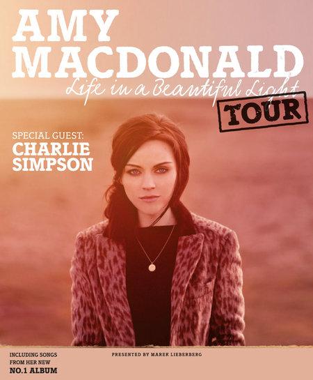 Amy Macdonald: Life in a Beautiful Light - Tour 2012