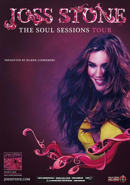 Joss Stone: The Soul Sessions Tour 2012