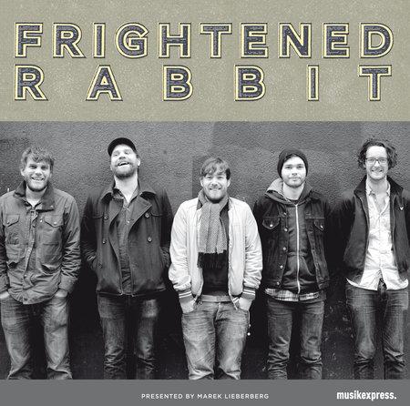 Frightened Rabbit: Live 2012