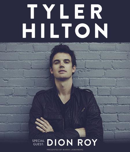 Tyler Hilton: Live 2012