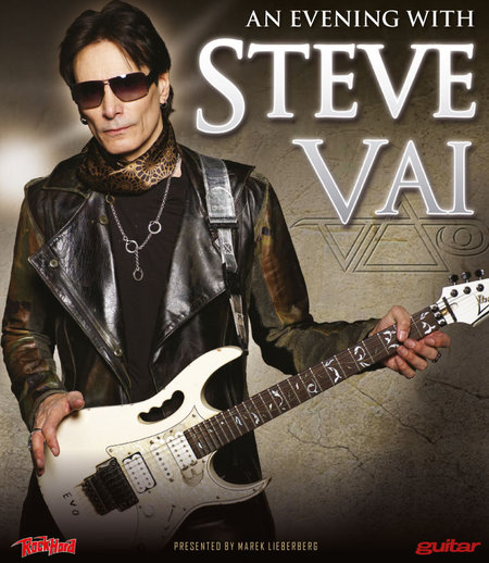 Steve Vai: Live 2012