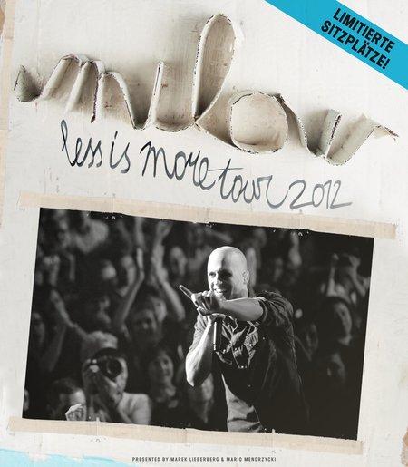 Milow: Less Is More Tour 2012
