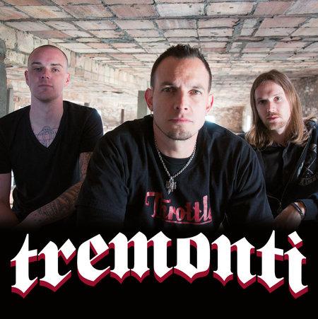Tremonti: Live 2012