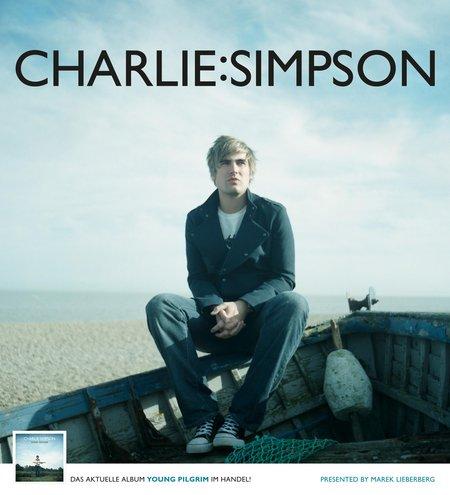 Charlie Simpson: Live 2012