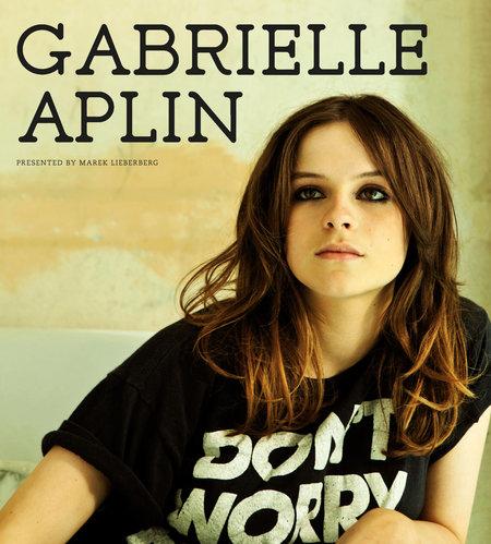 Gabrielle Aplin: Live 2012