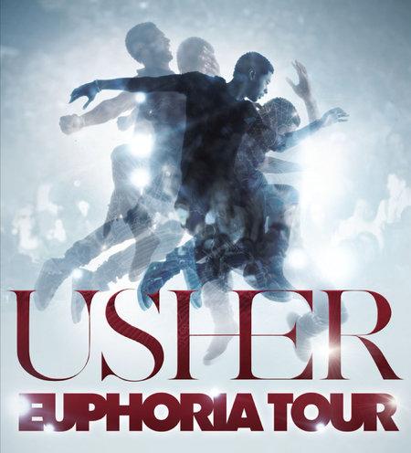 Usher: Euphoria Tour 2013