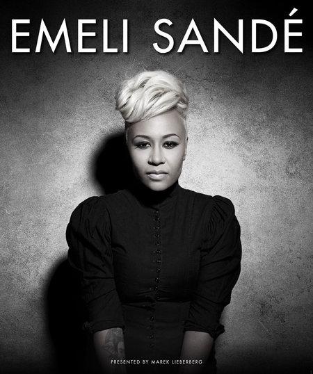 Emeli Sandé: Tour 2013
