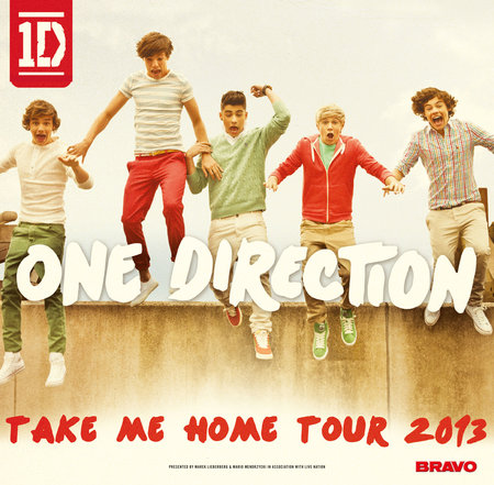 One Direction: Take Me Home Tour 2013