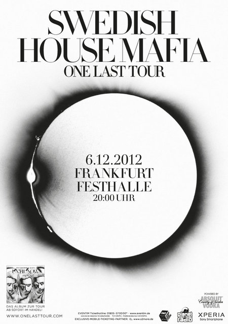 Swedish House Mafia: One Last Tour 2012