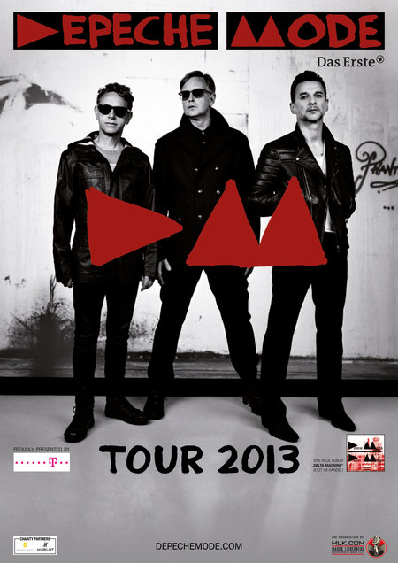 Depeche Mode: Tour 2013