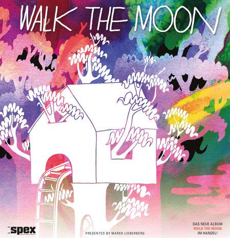 Walk The Moon: Tour 2013