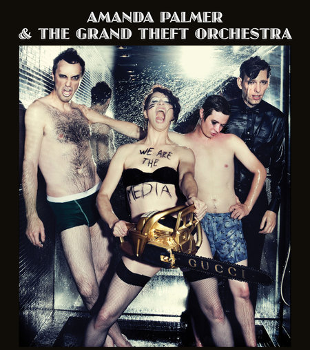 Amanda Palmer: & the Grand Theft Orchestra Live 2013