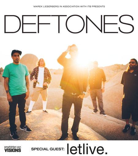 Deftones: Live 2013