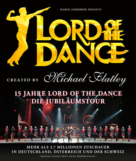 Lord of the Dance: Jubiläumstour 2013
