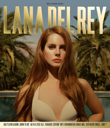 Lana Del Rey: Tour 2013