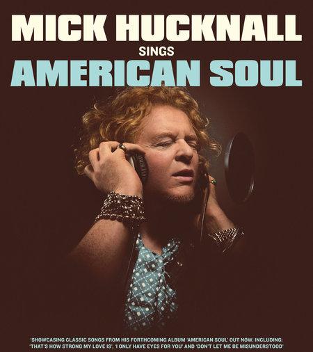 Mick Hucknall: Tour 2013