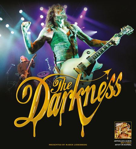 The Darkness: Tour 2013