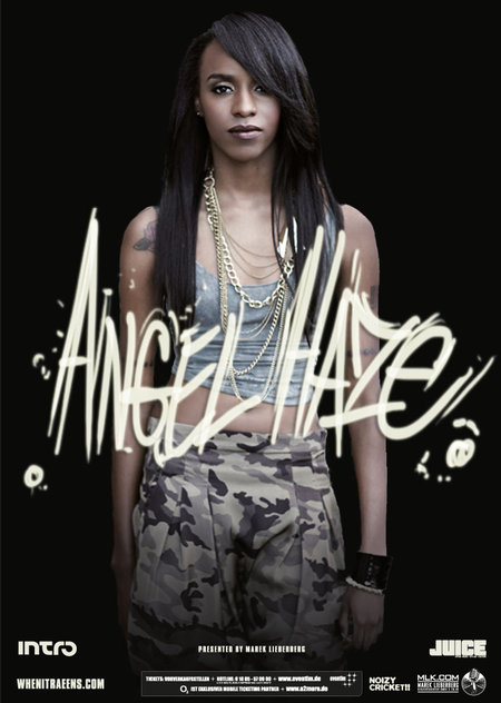 Angel Haze: Live 2013