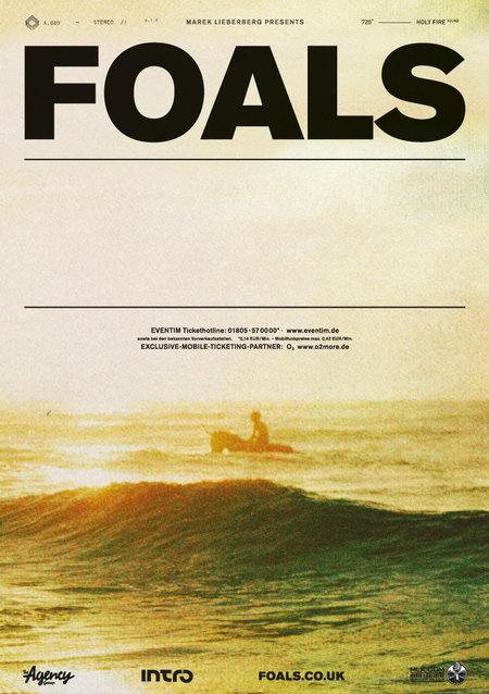 Foals: Live 2013