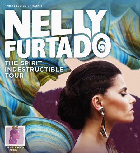 Nelly Furtado: The Spirit Indestructible Tour 2013
