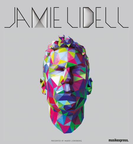 Jamie Lidell: Tour 2013