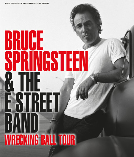 Bruce Springsteen: Wrecking Ball Tour 2013