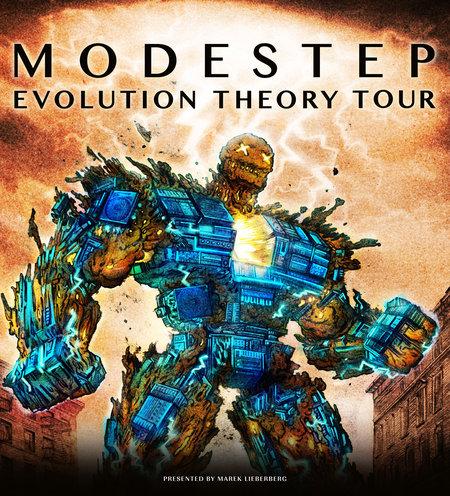 Modestep: Tour 2013