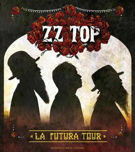 ZZ Top: La Futura Tour 2013