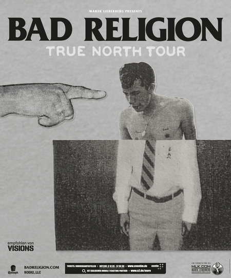 Bad Religion: True North Tour 2013