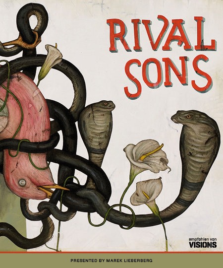 Rival Sons: Live 2013