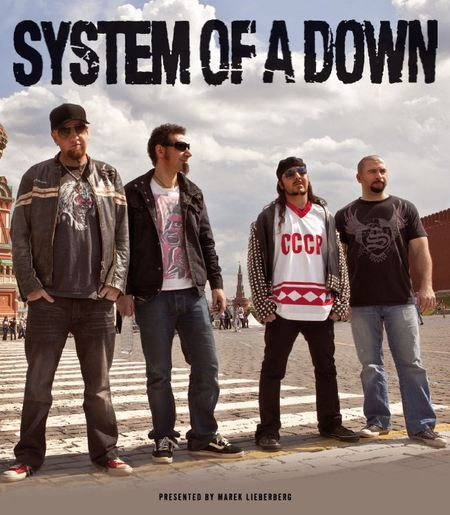 System Of A Down: Live 2013