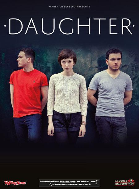 Daughter: Tour 2013